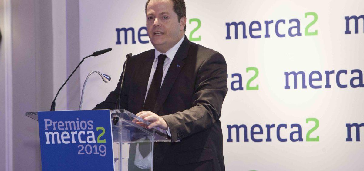 El diario digital Merca2 ha entregado la segunda edición de sus Premios a la excelencia económica, social y empresarial 2