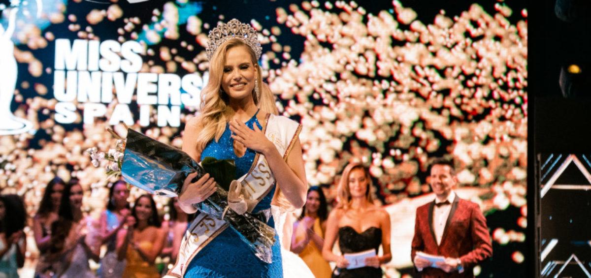 Nathalie Ortega representará a España en Miss Universe 2019 2