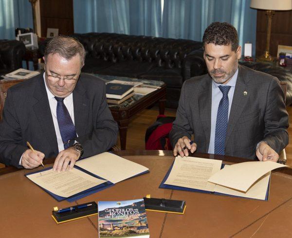 La Universidad Politécnica de Madrid firma un acuerdo de colaboración con la Asociación Los Pueblos más Bonitos de España 10