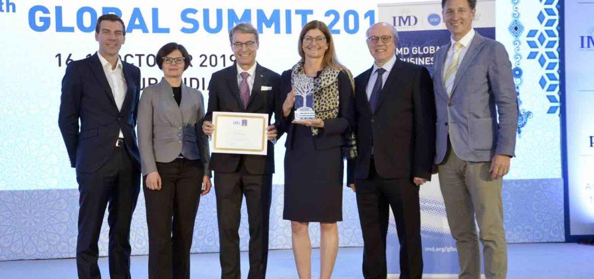 Dachser, premiada por su equilibrio entre naturaleza familiar y alcance global 10