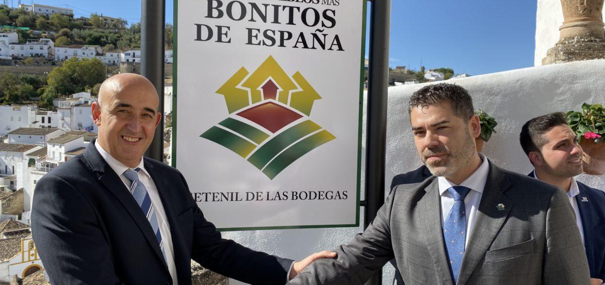 Setenil de las Bodegas, destapa en Cádiz su cartel que le acredita como Uno de Los Pueblos más Bonitos de España 14