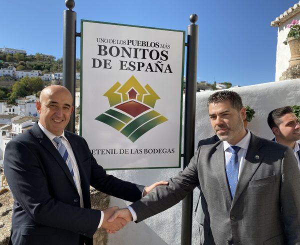 Setenil de las Bodegas, destapa en Cádiz su cartel que le acredita como Uno de Los Pueblos más Bonitos de España 10