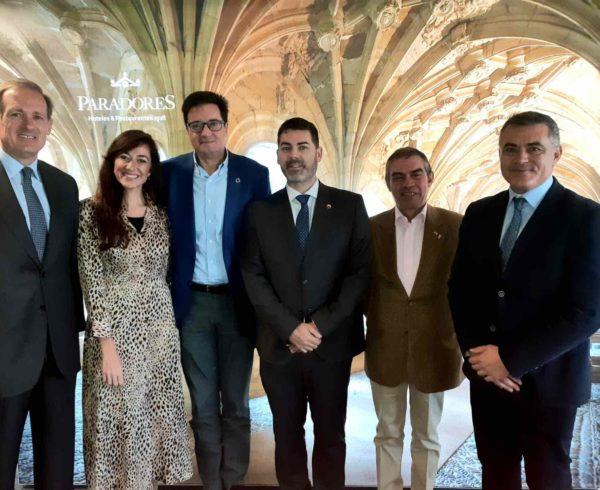 Paradores y Los Pueblos más Bonitos de España firman un acuerdo para promocionar el turismo de forma conjunta 6