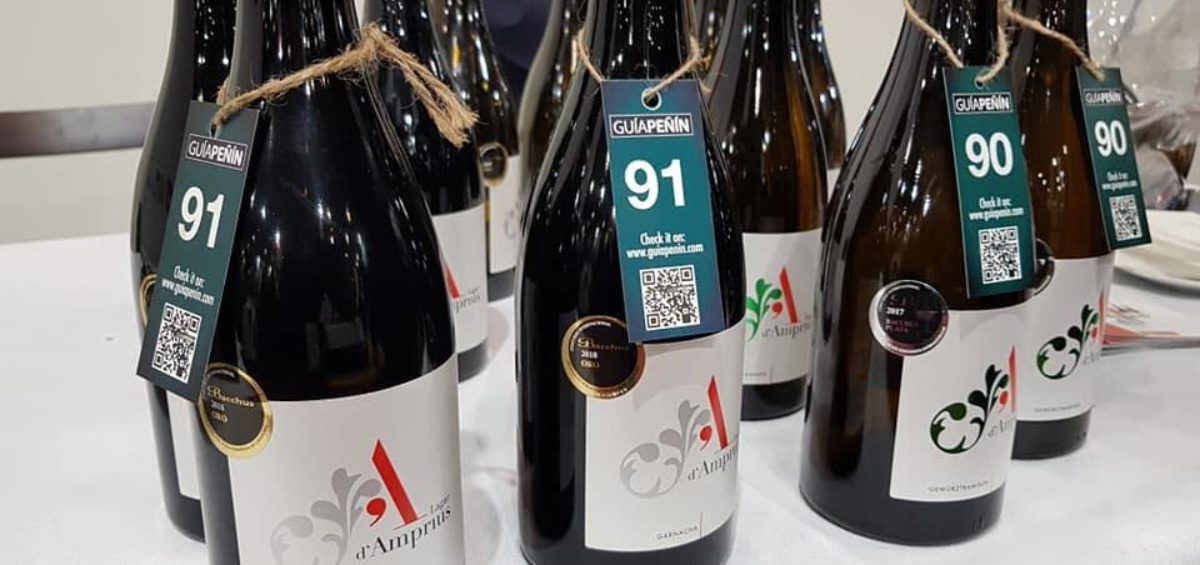Los vinos Lagar d'Amprius presentan la Copa de Letras: un evento que aúna literatura y enología 14
