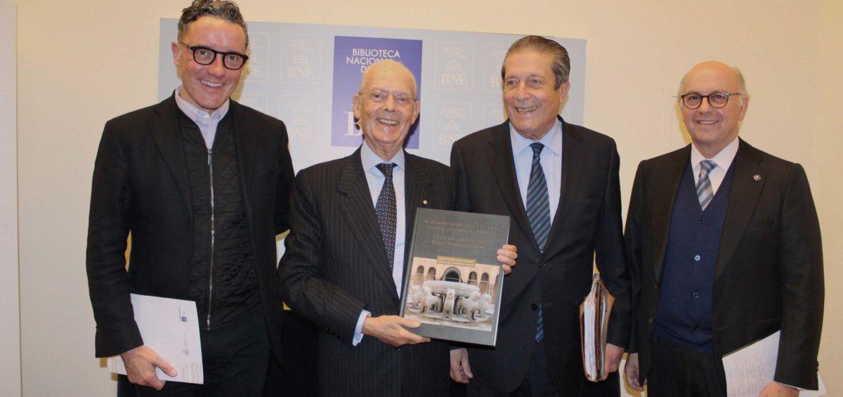 Ayer se presentó en la Biblioteca Nacional de España el libro El Patrimonio mundial, cultural, natural e inmaterial de España 2