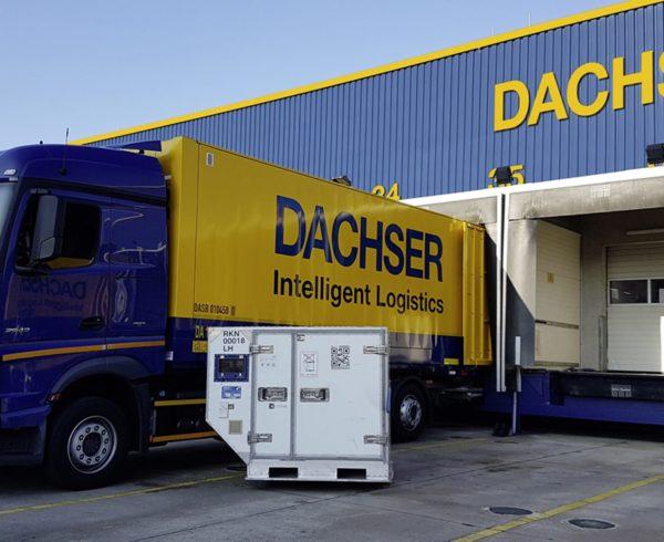 Dachser Air & Sea Logistics cuenta con certificaciones para envíos de productos farmacéuticos en tres continentes 8