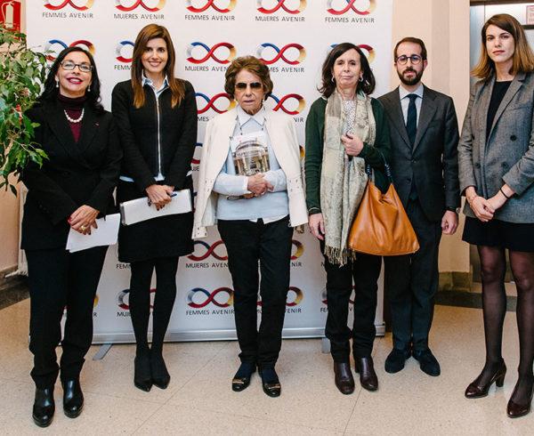 Mujeres Avenir reúne en un encuentro a la primera mujer que presidió el Tribunal Constitucional y a la primera mujer en acceder a la carrera diplomática 8