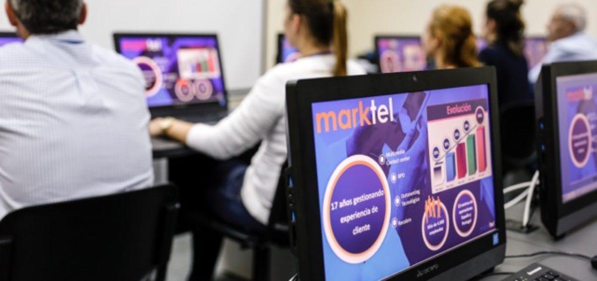 Marktel, una de las compañías líderes en crecimiento empresarial en la Comunidad de Madrid, reconocida en el Plan CEPYME500 12