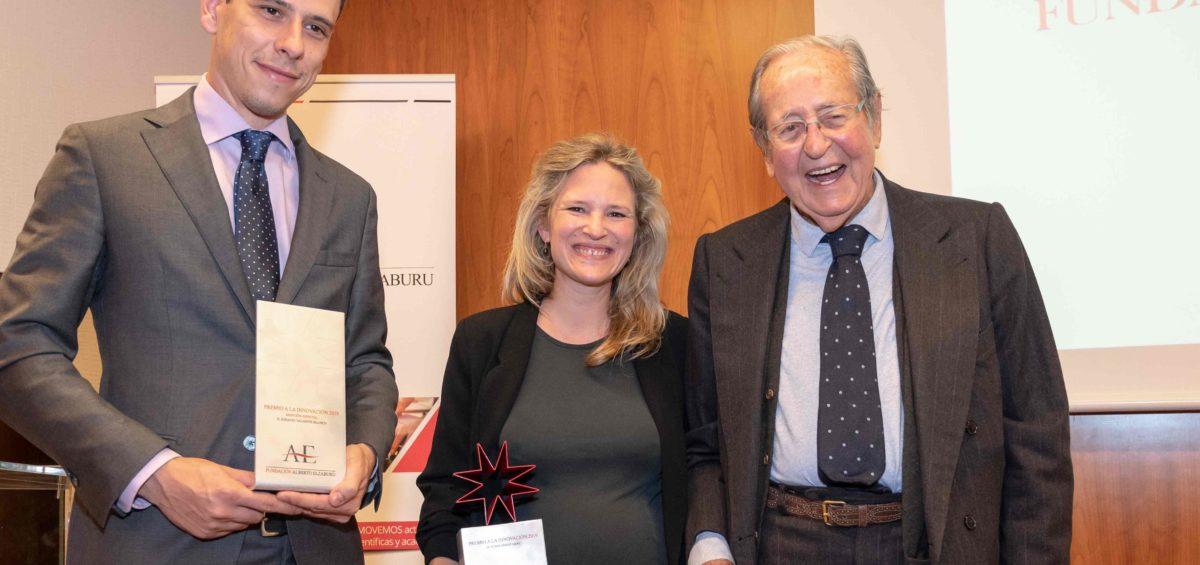 La VI edición del Premio Fundación Alberto Elzaburu pone en valor la innovación como la fuente de progreso que España necesita 10