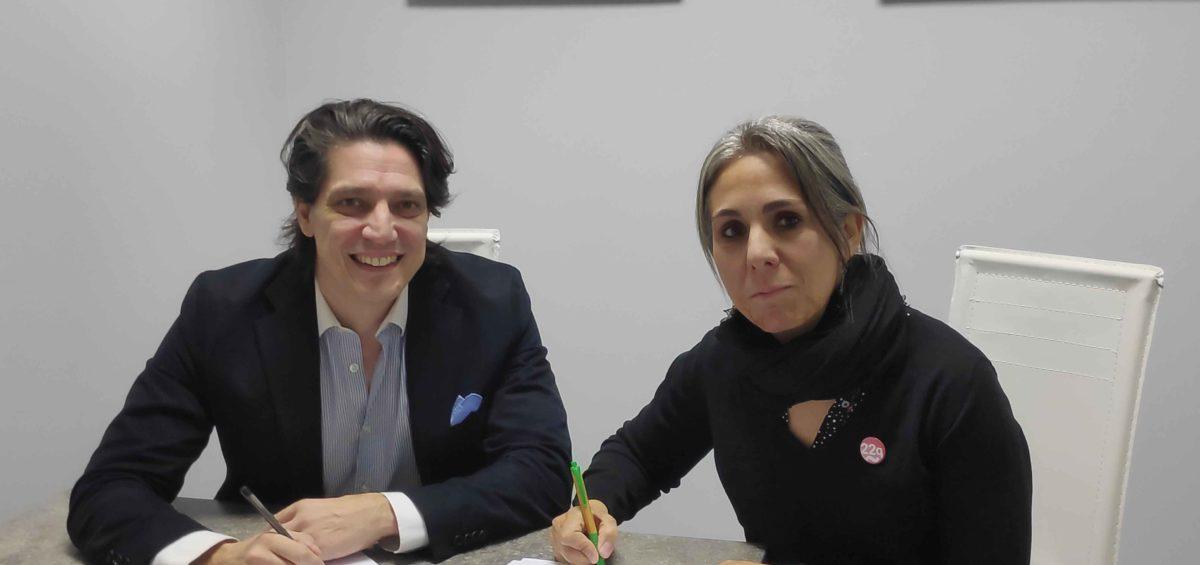 Fidelity cierra un acuerdo de colaboración con la Asociación Síndrome 22q11 10