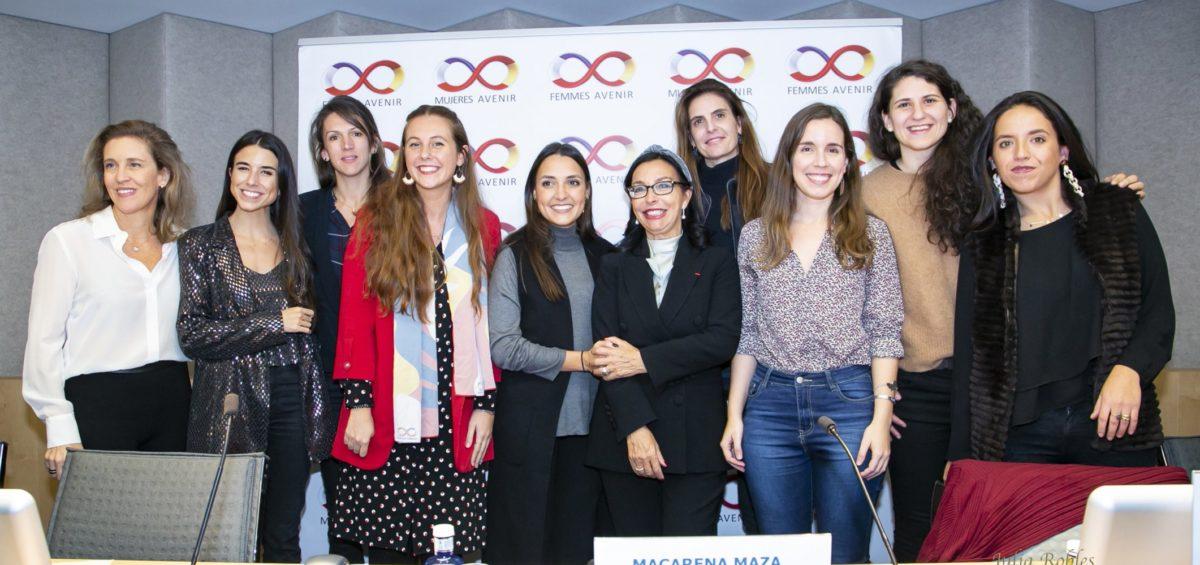 La mujer tiene las aptitudes para emprender, pero se enfrentan a más barreras que los hombres, determina la comisión joven de Mujeres Avenir 15
