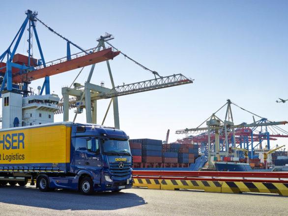Dachser presentará sus soluciones logísticas ante más de 90.000 profesionales en la 38ª edición de Cevisama 2