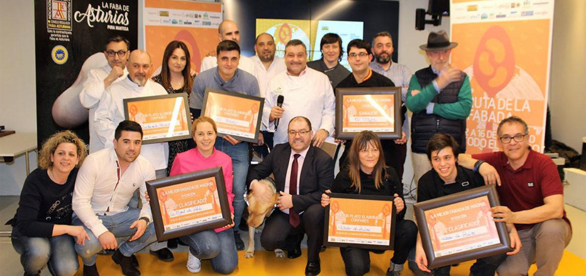 El restaurante El Trasgu: premio a la Mejor Fabada de Madrid 2020 2