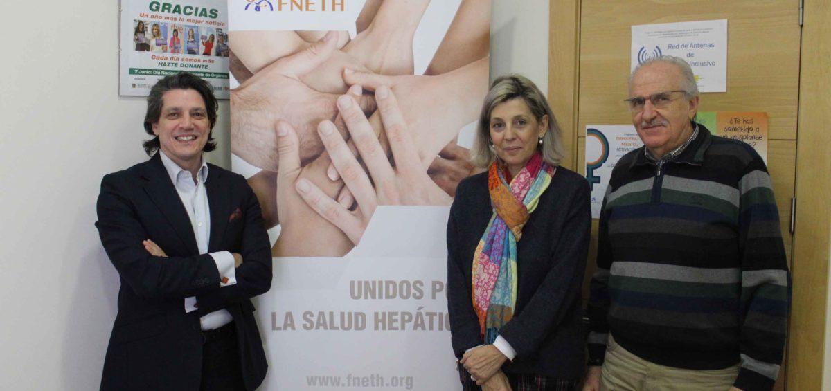 La Federación Nacional de Enfermos y Trasplantados Hepáticos cierra un acuerdo con Fidelity ante la necesidad de informar sobre aspectos socio-laborales 12