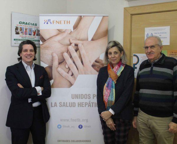 La Federación Nacional de Enfermos y Trasplantados Hepáticos cierra un acuerdo con Fidelity ante la necesidad de informar sobre aspectos socio-laborales 4