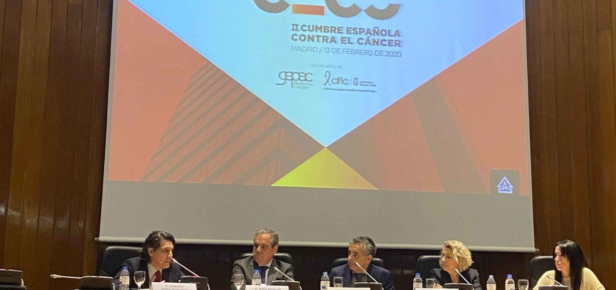 Trabajo, familia y cáncer, ¿son compatibles?: Fidelity participa en la mesa redonda de la  II Cumbre Española Contra el Cáncer 12