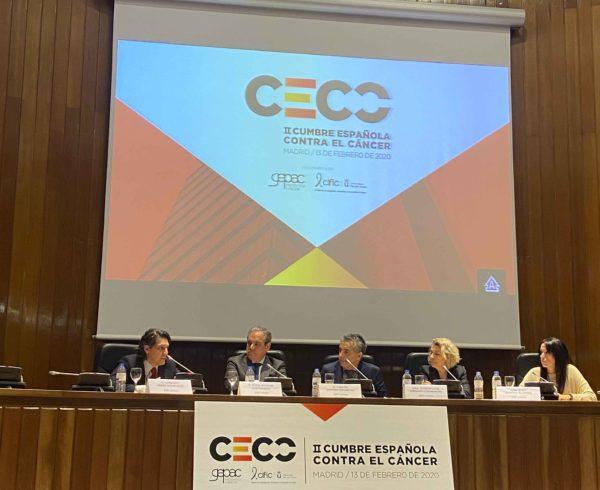 Trabajo, familia y cáncer, ¿son compatibles?: Fidelity participa en la mesa redonda de la  II Cumbre Española Contra el Cáncer 4