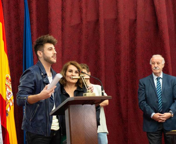Escuela Cultura de Paz organiza su I Gala Solidaria y sus XX Jornadas 13