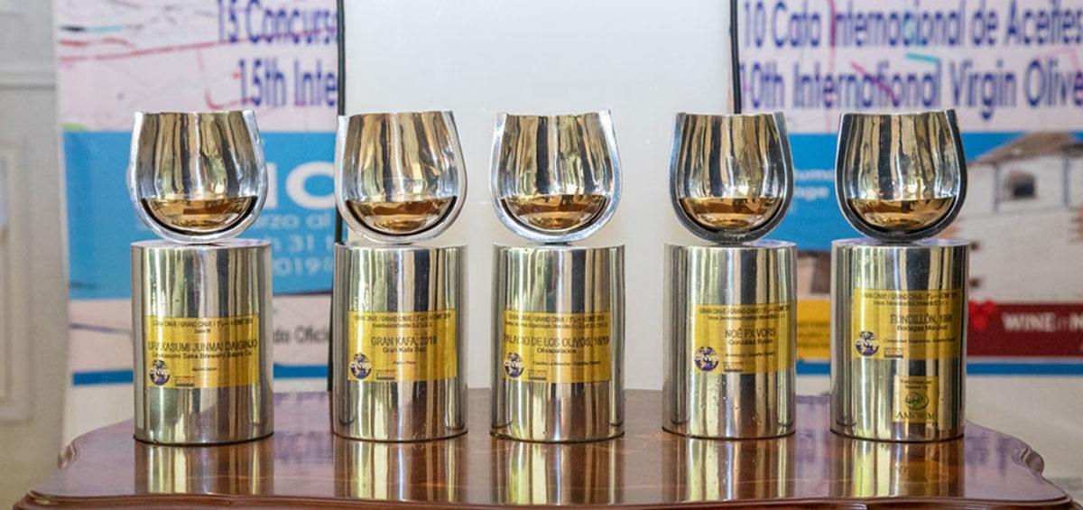 El Concurso Internacional de vinos y espirituosos CINVE, aplazado por la pandemia 9