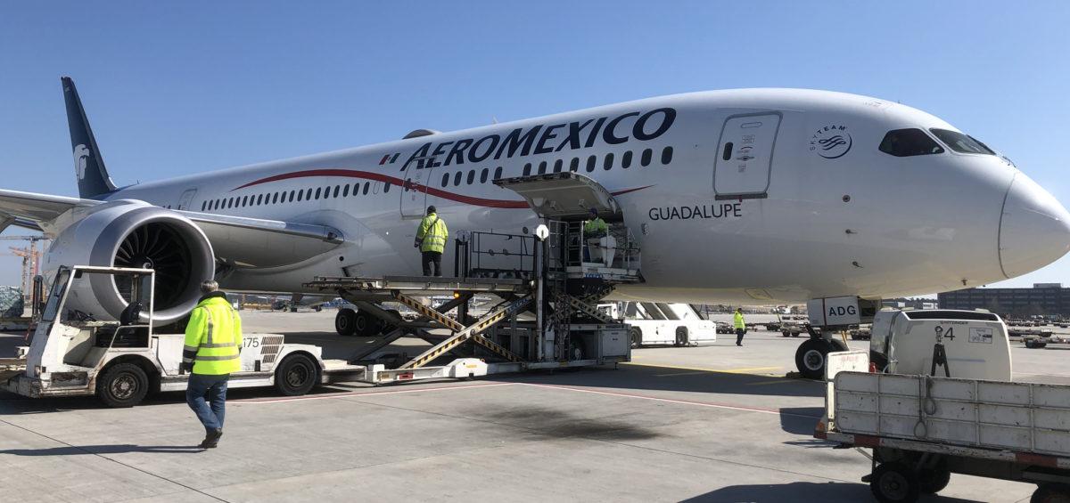 Dachser transporta más de 3 millones de mascarillas desde México 16