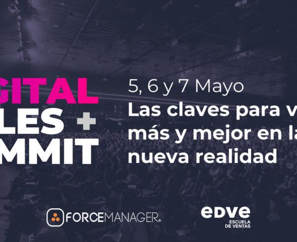Llega el Digital Sales Summit: un evento para formar comerciales, un sector fundamental en esta crisis 4