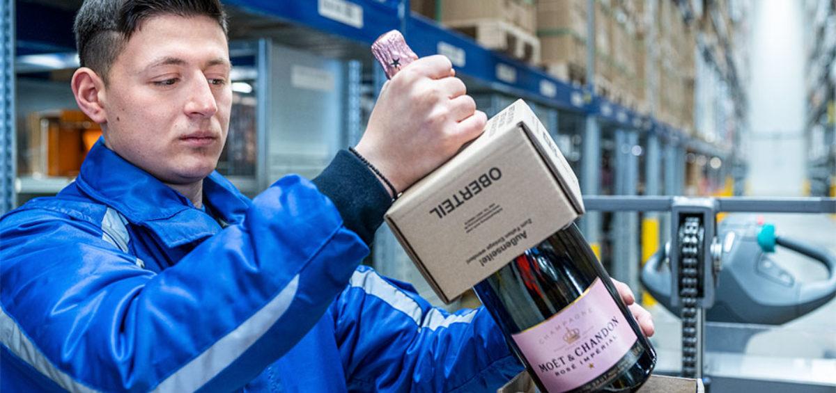 Logística para vinos y licores al más alto nivel con Dachser 8