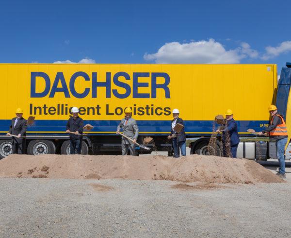 Dachser apuesta por el crecimiento en la zona central de Alemania 10
