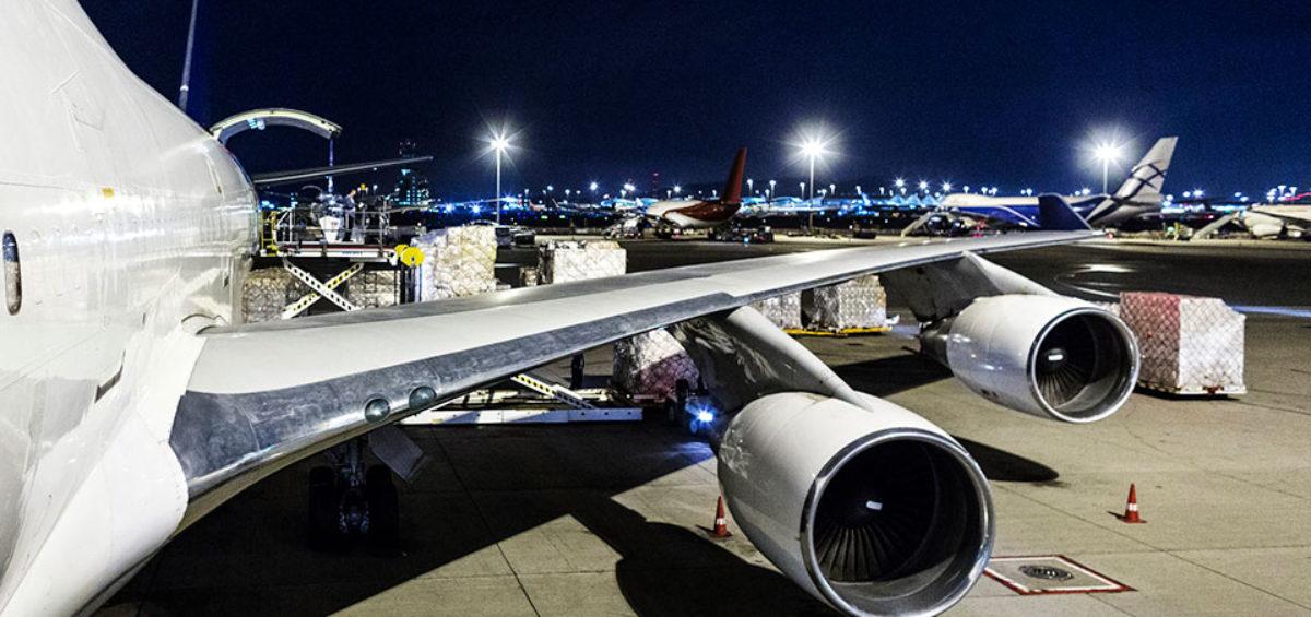 Dachser continúa con sus vuelos chárter en mayo 2