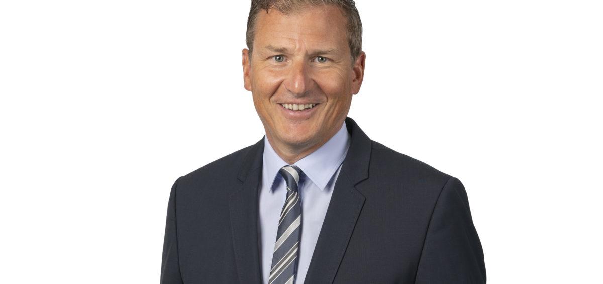 Robert Erni, nuevo director financiero en Dachser en 2021 4