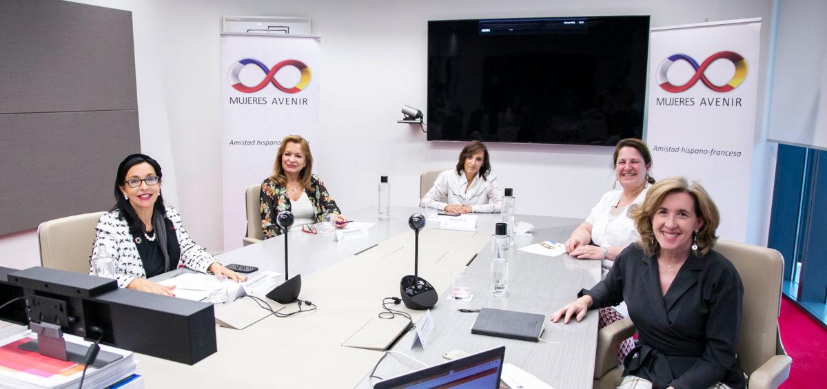 """Mujeres Avenir organiza el acto """"El doble confinamiento: la diversidad LGTBI en las empresas"""" 10"""