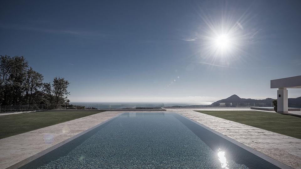 El mar cobra un protagonismo creciente en la arquitectura de lujo 1