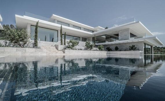 arquitectura de lujo Villa Tucana