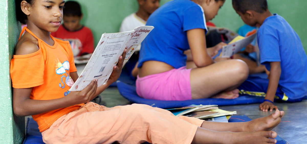 Dachser y terre des hommes ofrecen nuevas perspectivas para los jóvenes en Brasil 2
