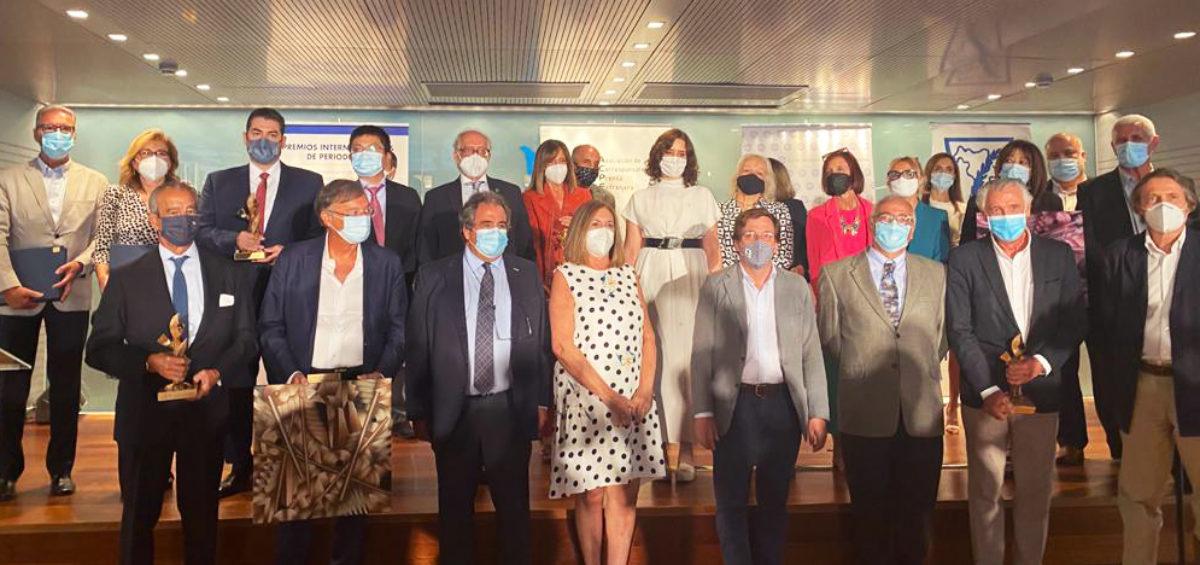 Premios Internacionales de Periodismo 2020