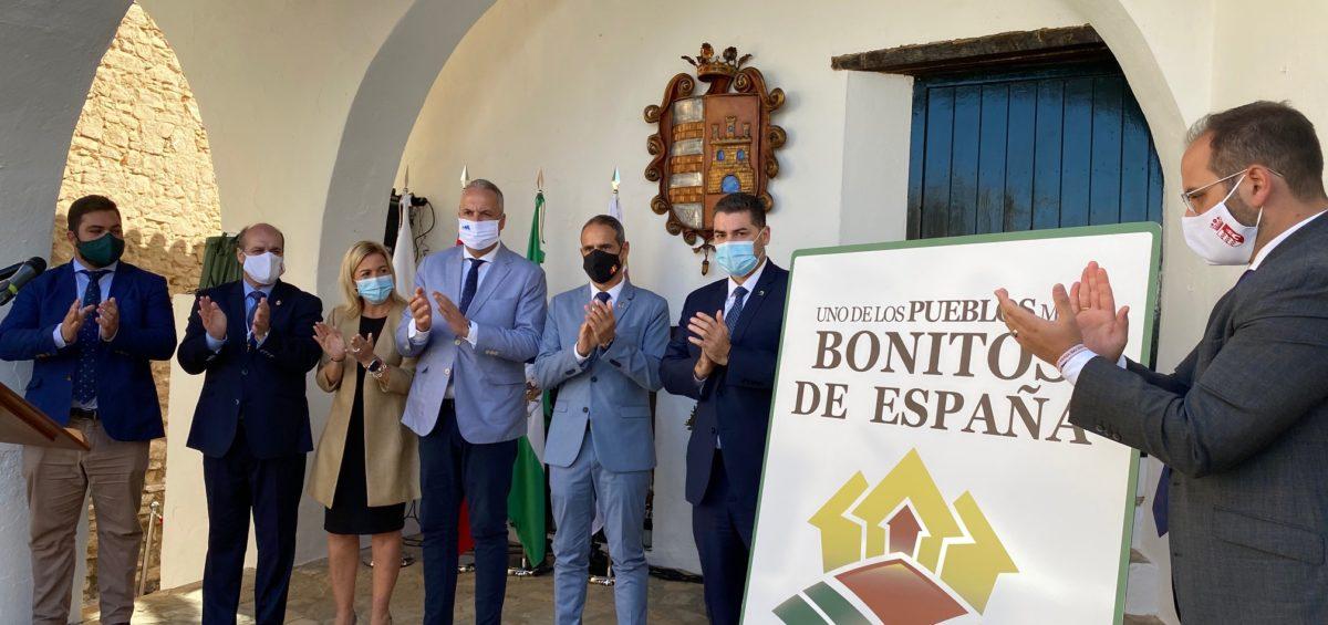 Castellar de la Frontera es proclamado como uno de Los Pueblos más Bonitos de España 2