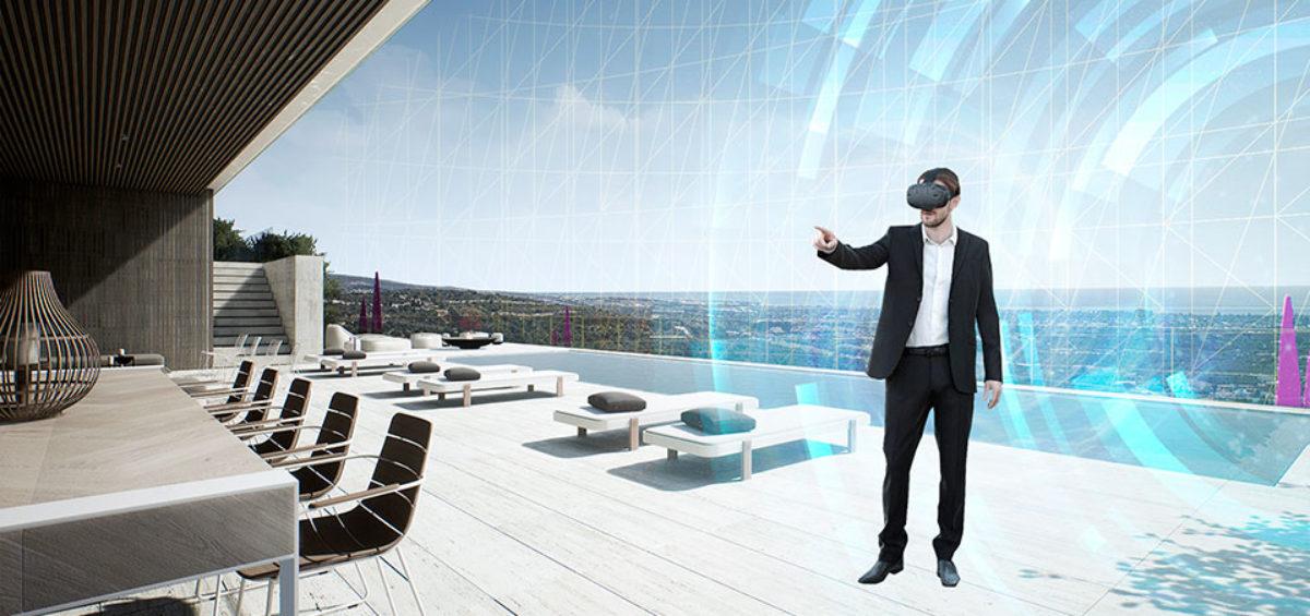 ARK Architects presenta la primera plataforma de realidad virtual que permite pasear y sentir una vivienda antes de su construcción 2
