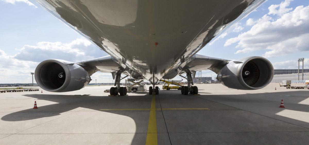 Dachser realiza su vuelo chárter
