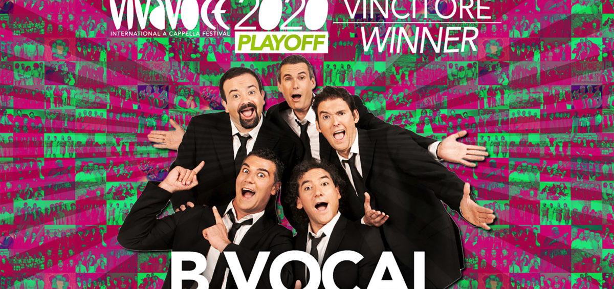 "B vocal gana el Festival Internacional ""VivaVoce"" de Italia 2"