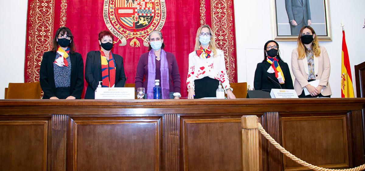 Mujeres Avenir cierra 2020 reforzando su posicionamiento, siendo reconocida como la Asociación Feminista sin ánimo de lucro más activa y con mayor apoyo del mundo institucional, empresarial y social 12