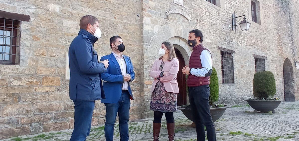 Los pueblos más bonitos de España y esMontañas se alían por la revitalización de los pequeños municipios 12