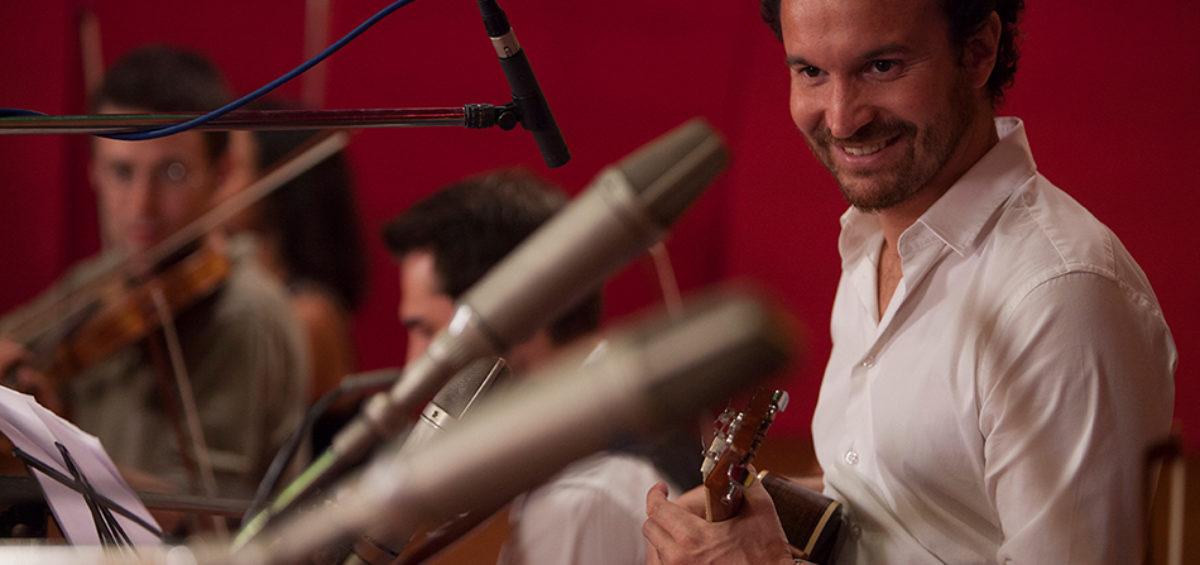 Simarro y la Orquesta de RTVE