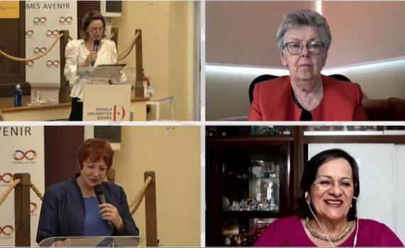 Mujeres Avenir denuncia que la crisis provocada por el coronavirus tiene un mayor impacto negativo para las mujeres 1