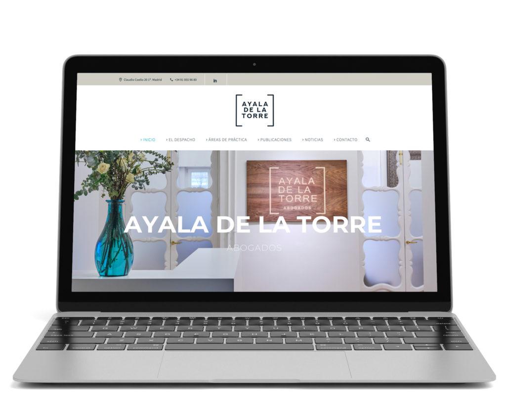Diseño web madrid 9