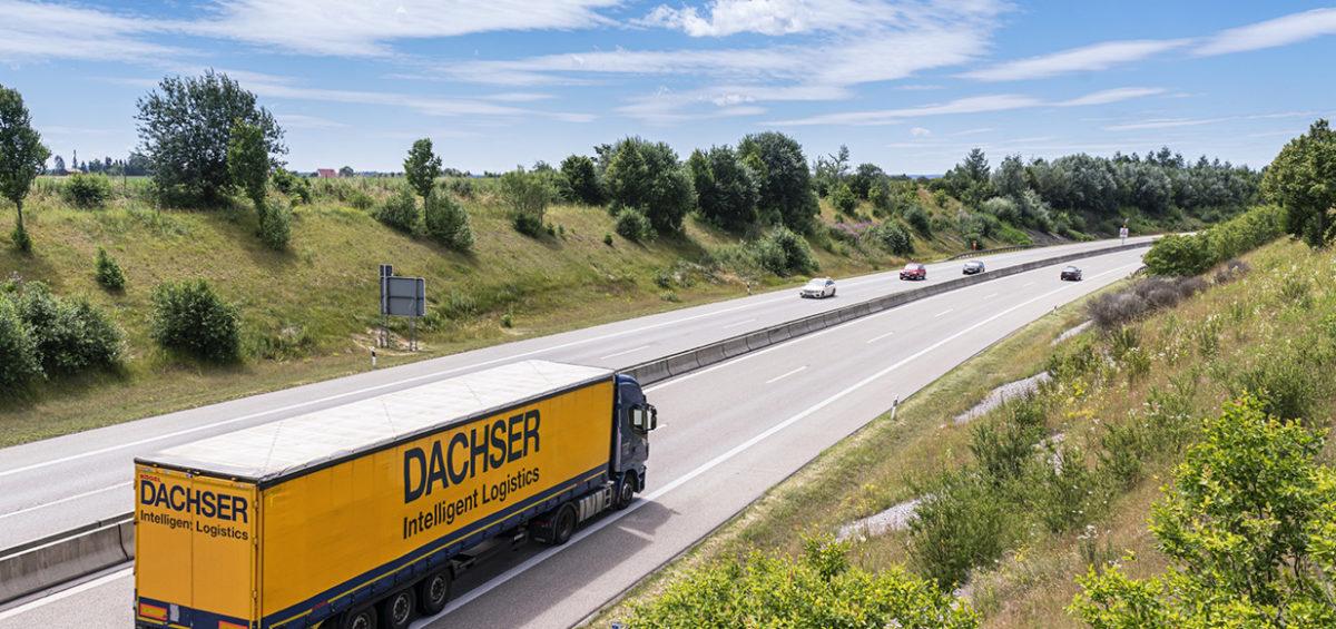 Confianza de los clientes reforzada: Dachser obtiene un balance anual positivo 2