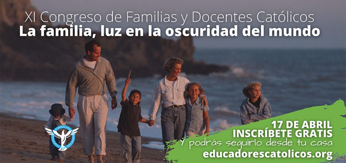 Educatio Servanda celebra este sábado el XI Congreso de Familias y Docentes Católicos 2