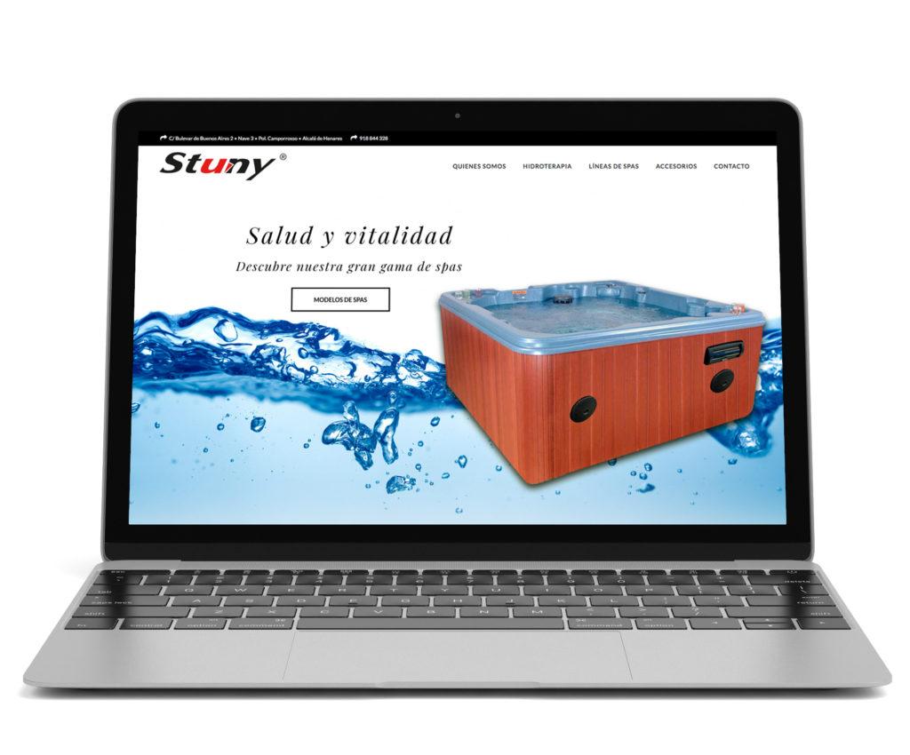 Diseño web personalizado