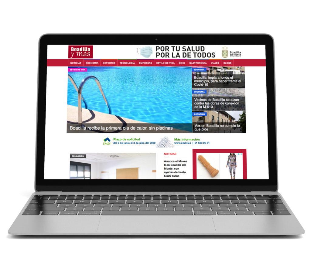 Diseño web madrid 42