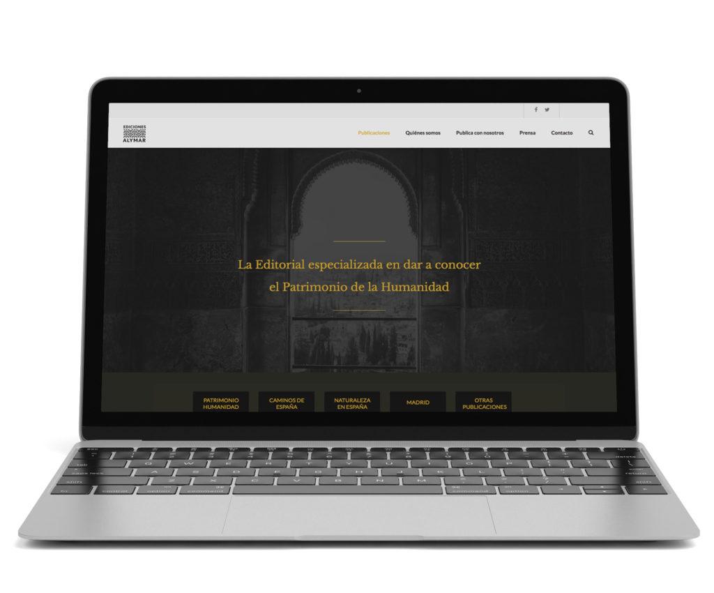 Diseño web madrid 34