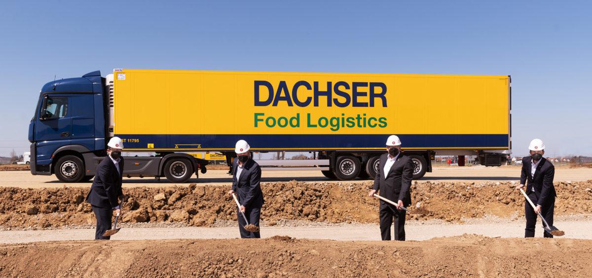 Dachser invierte 25 millones de euros en un nuevo centro logístico en Alemania 4