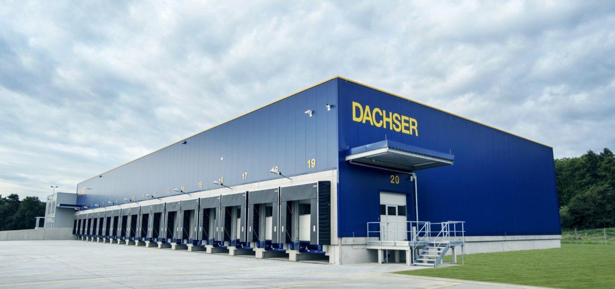 Dachser construye una nueva delegación en Lisboa 14